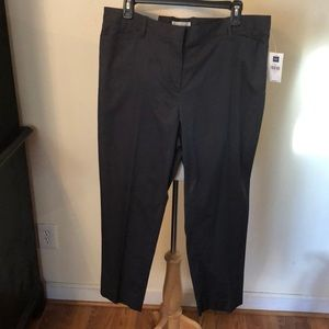 Gap cropped trouser